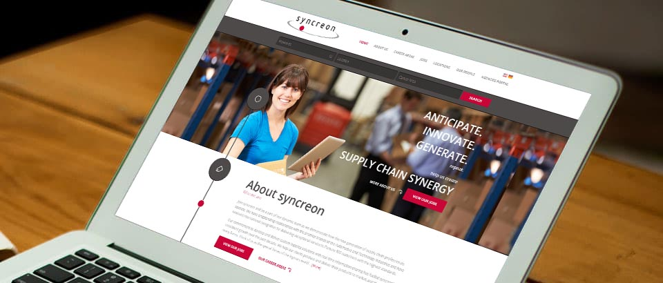 Syncreon aan de slag met OTYS Recruitment Software